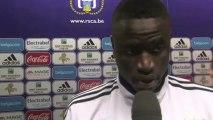 Reactions after RSC Anderlecht 2 - 0 KV Mechelen (Cofidis Cup).