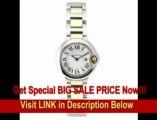 [REVIEW] Cartier Women's W69007Z3 Ballon Bleu Stainless Steel and 18K Gold Watch