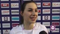 Ninon Guillon-Romarin : « J'avais envie de garder ma place »