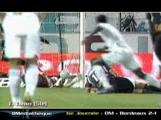 L1, Saison 06/07: OM - Bordeaux