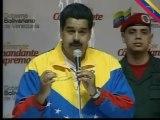 Maduro: Nosotros no somos mochos, somos guerreros