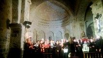 Chorale des 3 vallées & chorale de St Marcelin