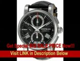 [FOR SALE] Montblanc Menanc Men's 102377 Star Chronograph Watch