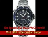 [BEST PRICE] Omega Men's 2535.80.00 Seamaster 300M GMT James Bond Automatic Chronometer Watch