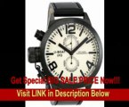 [SPECIAL DISCOUNT] U-Boat Beige Dial Leather Mens Watch 364