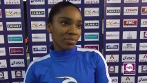 Iyndra-Sareena Carti : « Mes premiers championnats en salle »