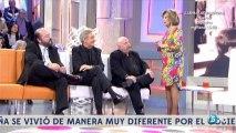 Terelu Campos y Maria Teresa Campos hablando de Justin Bieber
