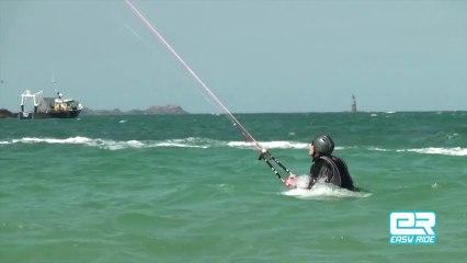 Ecole de kitesurf-Ecole Easy Ride-Les nages tractées-Bretagne-Lancieux