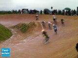 Ouverture du championnat Grand Est de BMX à Troyes