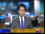 Geo News Reports Faisal Javed Khan's challenge to Bilawal Zardari - 15th March,2013