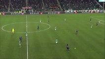 But ALEX (37ème csc) - AS Saint-Etienne - Paris Saint-Germain (2-2) - saison 2012/2013