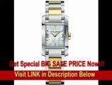 [BEST BUY] Baume & Mercier Women's 8600 Diamant Steel and 18k Gold Watch