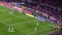 Чемпионат Испании 2012-13  28-й тур  Барселона-Райо Вальекано 2 тайм