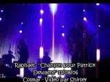 Raphael chanson pour patrick dewaere