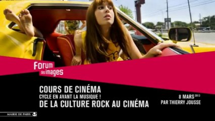De la culture rock au cinéma