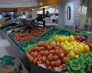 Inauguration du Supermarché O'Gout Raya