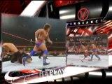 Shelton Benjamin vs Carlito vs Johnny Nitro