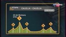 Tour de Catalogne 2013 Etape 1