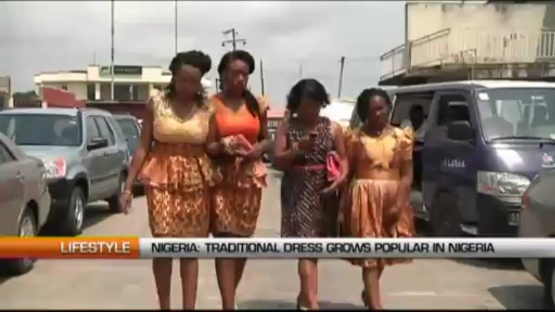 Nigeria: Traditional Family Dress Grows Popular In Nigeria.