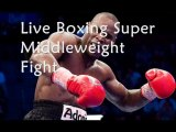 Boxing Middleweight division Matthew Hall vs Billy Joe Saunders