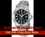 [BEST BUY] TAG Heuer Men's WAP2010BA0830 Aquaracer Black Dial Watch