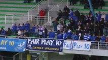 Estac-Laval : le résumé du match