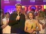 Kylie Minogue presenting at totp 2000