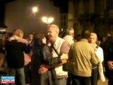 Feu d'artifice et bal du 14 Juillet à Troyes