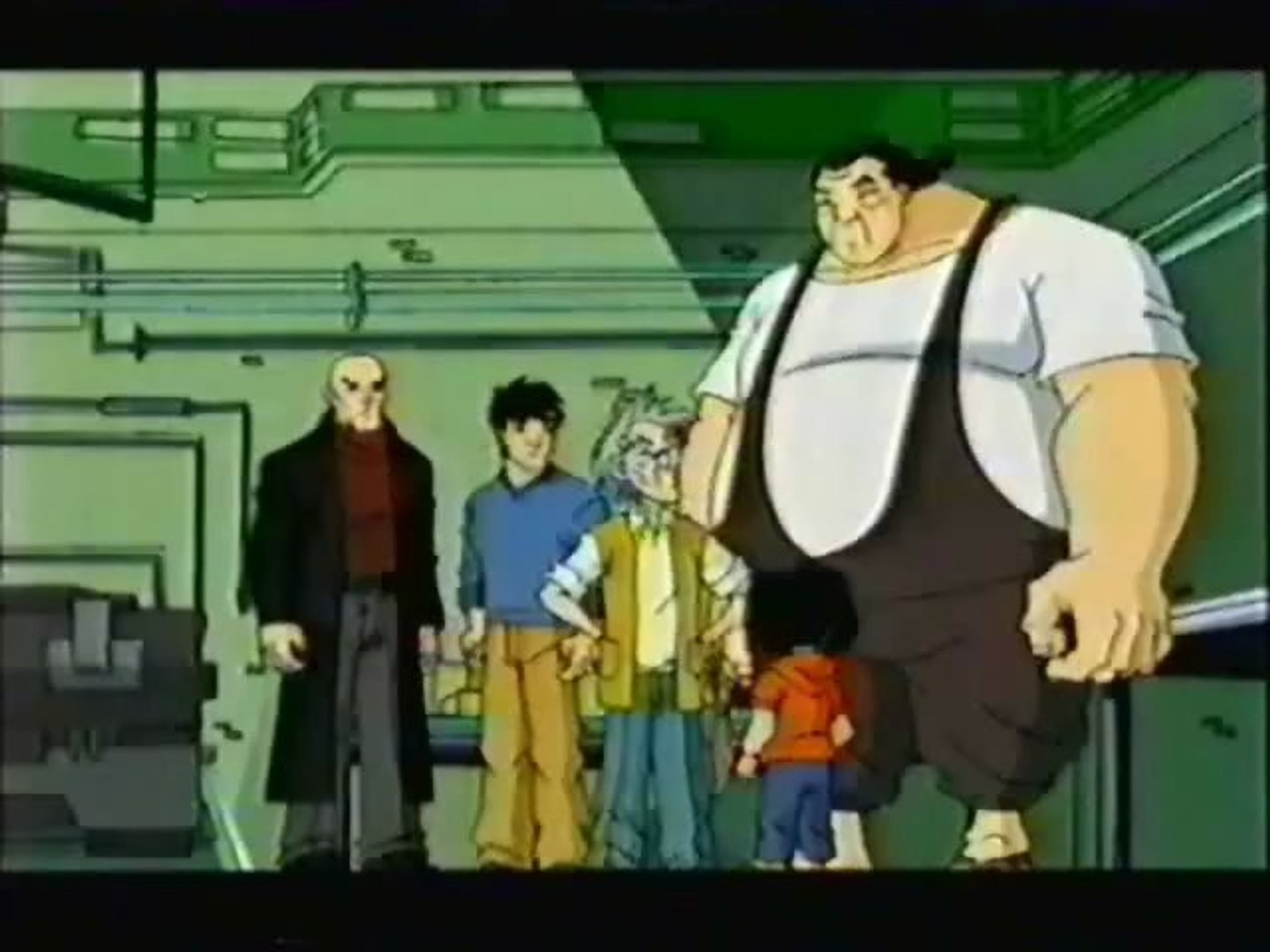 Jackie chan adventures re enter the dragon video dailymotion