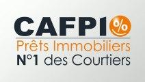 CAFPI Vincennes Crédit immobilier pensez au courtier immobilier 34 Rue de Fontenay  94300 Vincennes 01 48 08 80 80  Billboard Vincennes TV