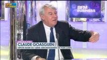 Le Paris de Claude Goasguen/Rendez vous avec Delphine Desneiges dans Paris est à vous - 18 mars 2/4