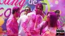 *Drashti Dhami* On Rang De Colors Holi Event Bollywood U Segment 18/03/2013