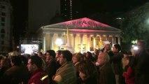 Argentinos fazem vigília e celebram pontificado de Francisco