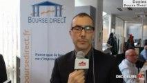 """19/03/13 : Les Experts de Bourse Direct dans l'émission """"Duplex Bourse"""" sur Décideurs TV"""