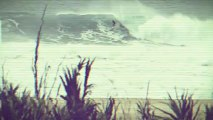 Kelly Slater And Joel Parkinson Surfing Big Waves in Praida Do Norte Nazare
