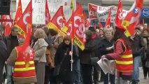 Jour de manifestations et de grèves en Franche-Comté - France 3 Franche-Comté