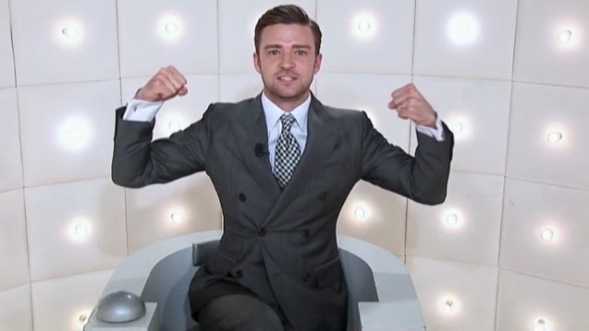 La Boîte à questions avec Justin Timberlake