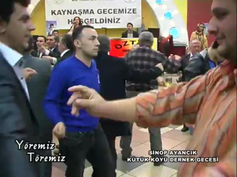 Yöremiz Töremiz - Sinop Ayancık Kütük Köyü Dernek Gecesi 2.Bölüm