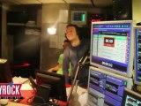 Le salon de coiffure dans la Radio Libre