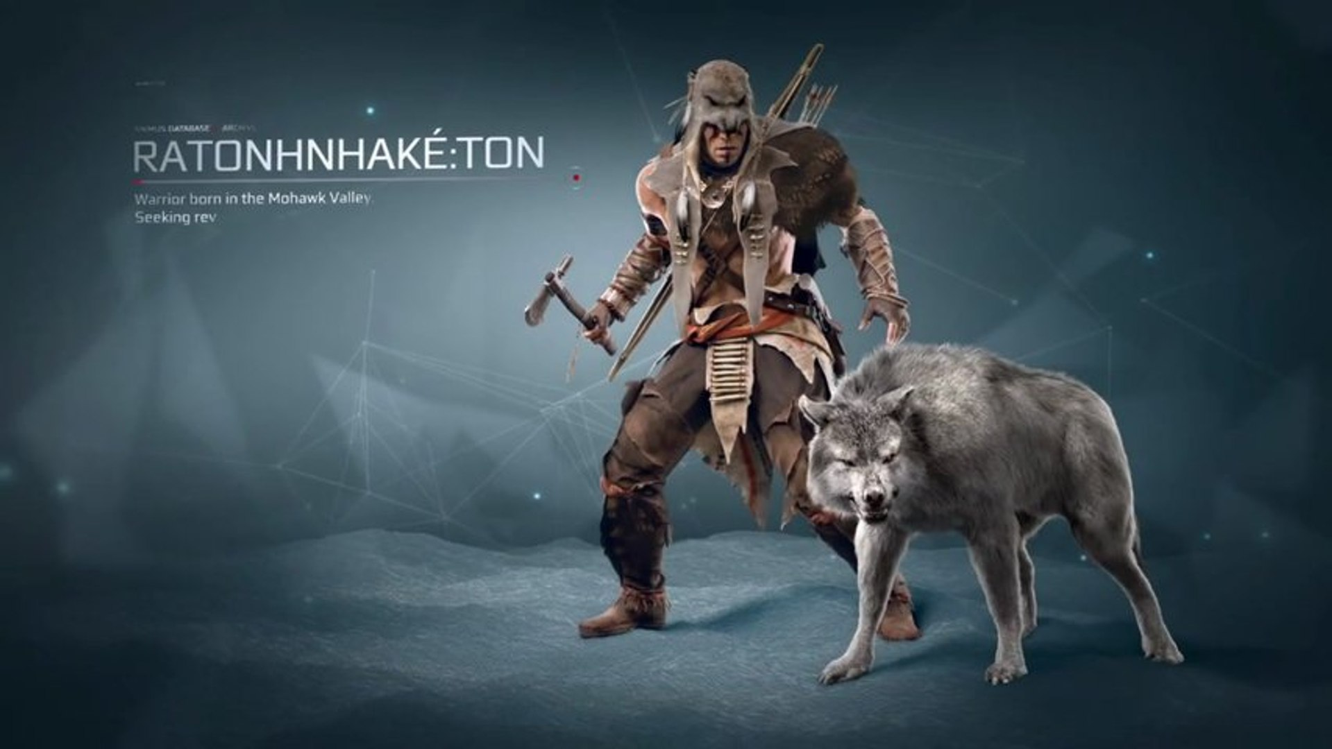 Assassin S Creed 3 Tyranny Of King Washington Official Wolf
