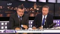 Ça Vous Regarde - Le débat : Affaire Cahuzac, motion de censure : et après ?