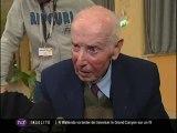 CGT : Georges Séguy honoré (Toulouse)