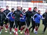 Sivasspor'umuz Orduspor maçı hazırlıklarına başladı