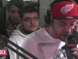 El Matador feat. Kazodah en live dans Planète Rap
