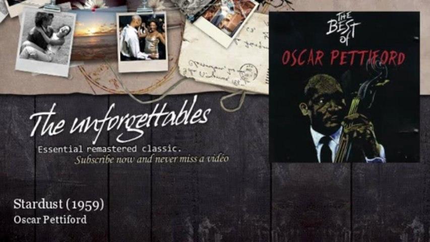 Oscar Pettiford - Stardust - 1959