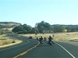 petit tours en californie a moto