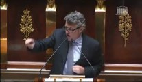 Discours de Jean-Louis Borloo lors du vote de la motion de censure contre le gouvernement - 20 mars 2013