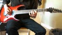 MUSIC N°2 - rixe guitare - (vidéo musique impro guitare solo) nouveauté musical rock 2013