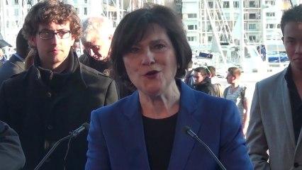 Marie-Arlette Carlotti, discours du 21 mars 2013 à Marseille