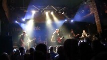 """PETER HOOK AND THE LIGHT """"Atrocity Exhibition"""" at the Brook, Southampton, 2013."""